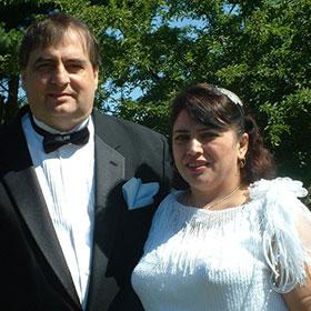 Gerald & Tarana